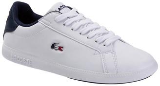 Lacoste Graduate Tri 1 SFA 39SFA0050407 Wht/Nvy/Red Sneaker
