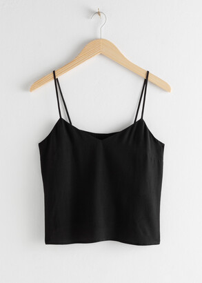 And other stories Spaghetti Strap Tank Top