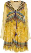 Roberto Cavalli Short dresses - Item 34816813