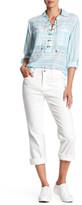 Nine West Jeans Taylor Wide Cuff Capri
