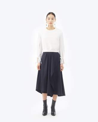 3.1 Phillip Lim Side Ruffle Skirt