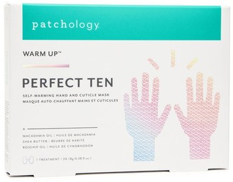 Patchology Perfect 10 Heated Hand & Cuticle Mask