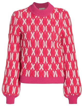 Stine Goya Aida Anders Patterned Sweater