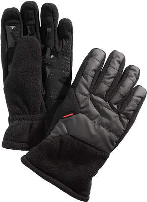 Hawke & Co Men Midweight Mix-Media Gloves