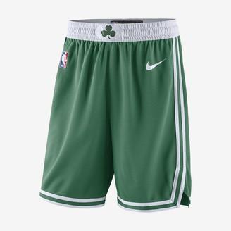 Nike Men's NBA Shorts Boston Celtics Icon Edition Swingman