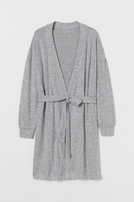 H&M Jersey dressing gown