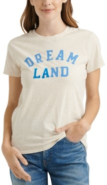Lucky Brand Dream Land Graphic T-Shirt