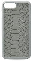 GiGi New York Python-Embossed Leather iPhone 7 Plus Case