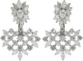 Yeprem Jewellery Drop Diamond Earrings