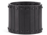 Leather Plated Cuff