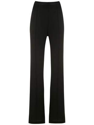 Reinaldo Lourenço high waist flared trousers