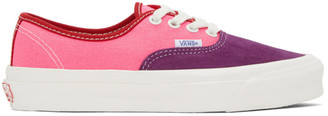 Vans Pink OG Authentic LX Sneakers