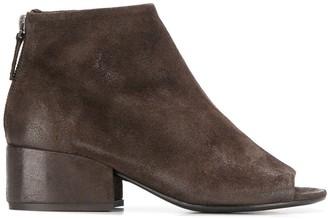 Marsèll Chunky-Heel Open-Toe Boots