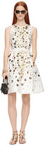 Kate Spade Scattered daisy fit and flare dress