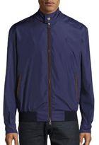 Billionaire Boys Club Long Sleeve Zip-Front Jacket