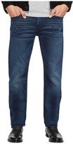 Hudson Blake Slim Straight in Napoleon Blue Men's Jeans