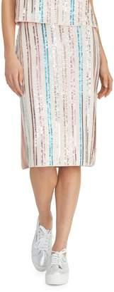 Rachel Roy Salim Sequined Midi Skirt