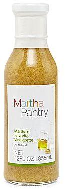 JCPenney MarthaPantryTM Martha's Favorite Vinaigrette