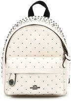 Coach Mini Campus Studded Backpack