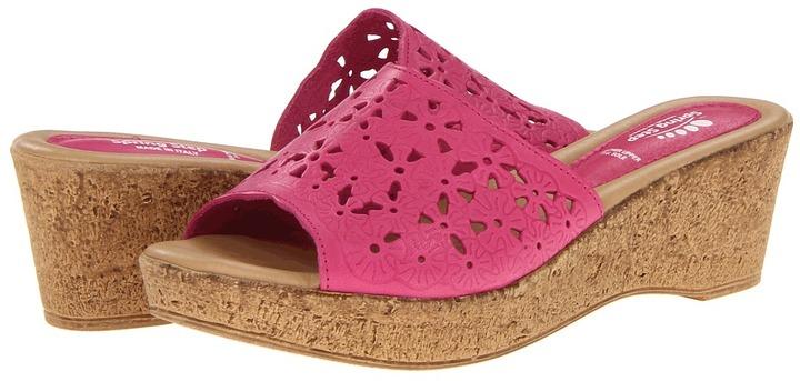 Spring Step Frivolou Women' Wedge Shoe