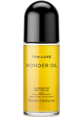 Tan-Luxe Wonder Oil Self-Tan Oil Medium To Dark 100Ml