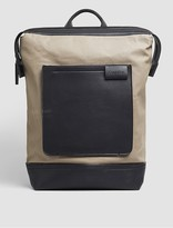 Calvin Klein Ty Canvas Backpack