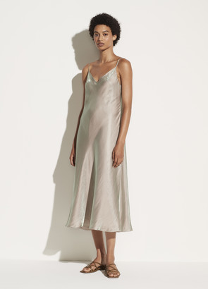 Vince Iridescent Camisole Dress