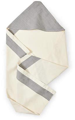 Bole Road Textiles Aboosh Hooded Towel - Pumice