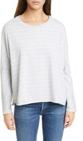 Frank And Eileen Continuous Sleeve French Terry Sweatshirt