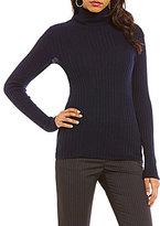 Alex Marie Mia Turtleneck Long Sleeve Sweater