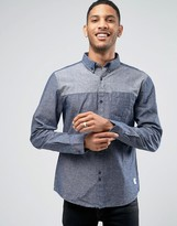 Bellfield Spliced Shirt
