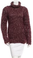 Dolce & Gabbana Patterned Turtleneck Sweater w/ Tags