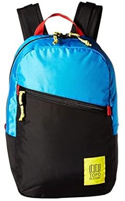 Topo Designs Light Pack (Royal/Black) Backpack Bags