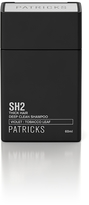 Patricks SH2 Deep Clean Shampoo Travel Size 60ml