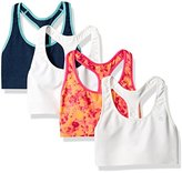 Champion Women's Absolute Sports Bra with Smoothtec Band (Pack of 4)