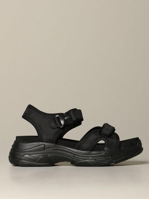 Steve Madden Sporty Sandal With Rubber Sole