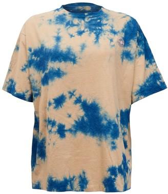 Damson Madder Oversized Tie Dye T-Shirt