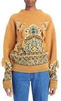 Toga Women's Tassel Wool Blend Sweater