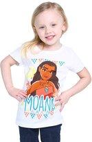 Disney girls Moana Girls T-Shirt