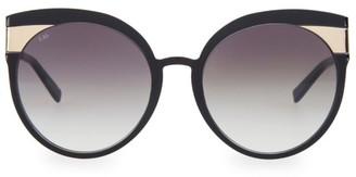 For Art's Sake Little Chaos 57MM Cat Eye Sunglasses
