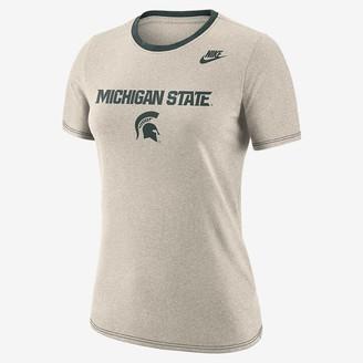 Nike Women's T-Shirt College Dri-FIT (Michigan State)