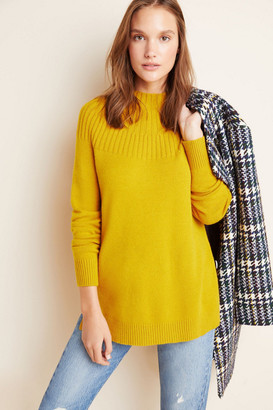 Anthropologie Welford Tunic Sweater