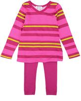 Tribeca Stripe Tunic Set