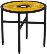 Moroso Banjooli Side Table - Yellow/Black