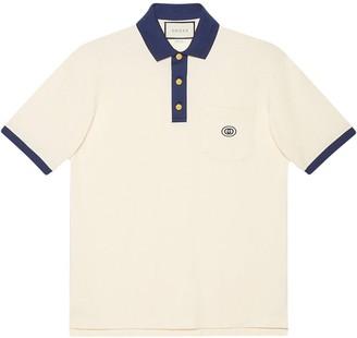 Gucci Logo Polo Shirt