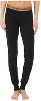Emporio Armani Visibility Cotton Modal Reg Fit Pants Women's Casual Pants