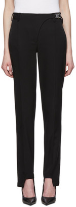 Alyx Black Stirrup Suit Trousers