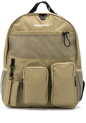 Ader Error Cartridge multi-pocket backpack