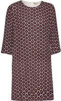 Great Plains Malmo Contrast Belt Tunic Dress