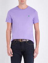 Polo Ralph Lauren Custom-fit cotton-jersey t-shirt